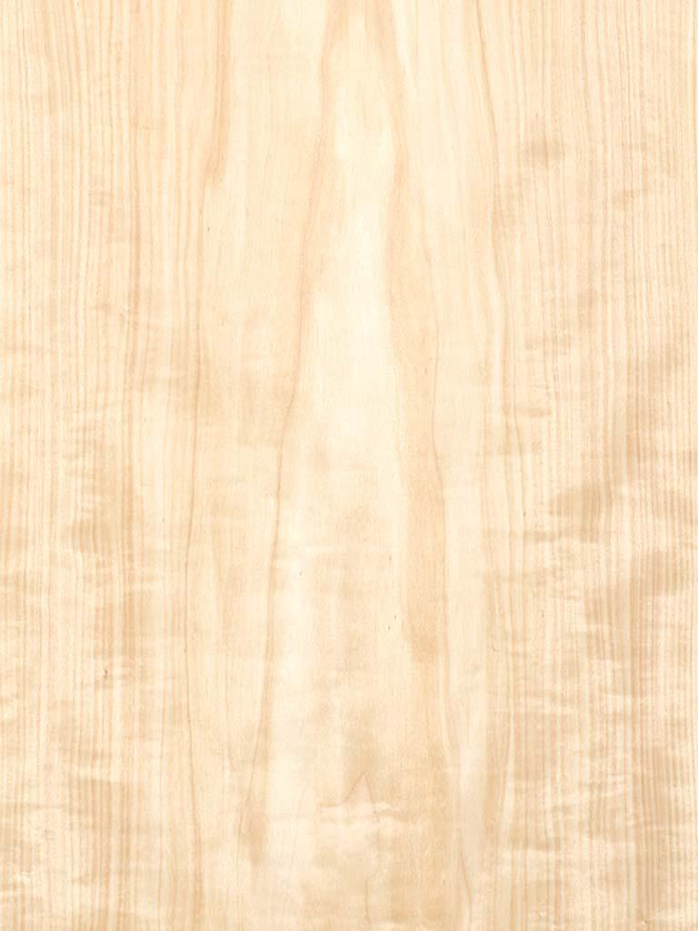 Flat Cut Figured Aspen Veneer