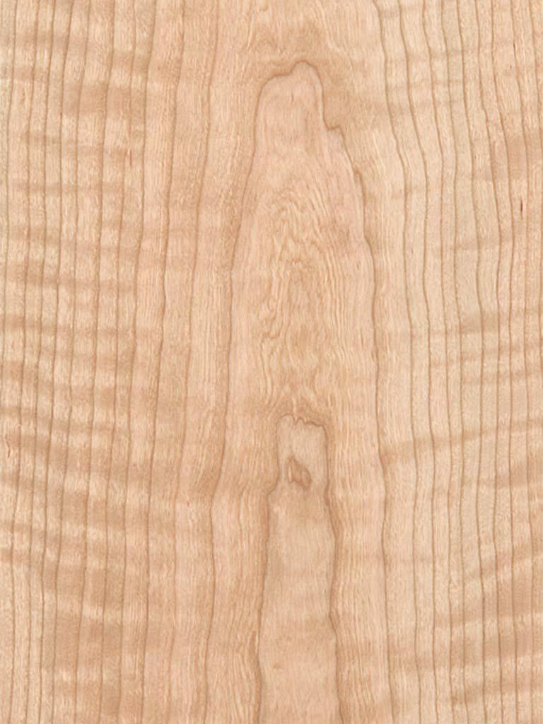 Flat Cut Figured American Black Cherry Veneer