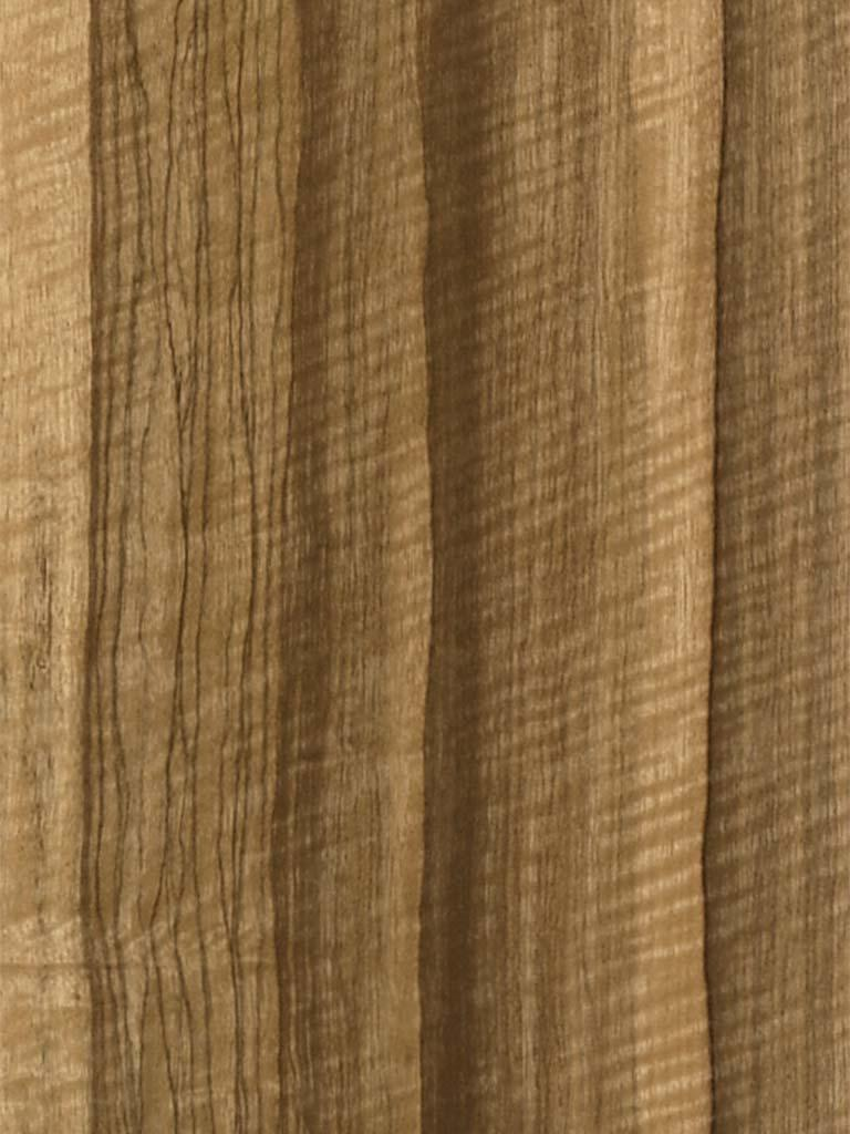 Quartered Figured Black Limba Veneer