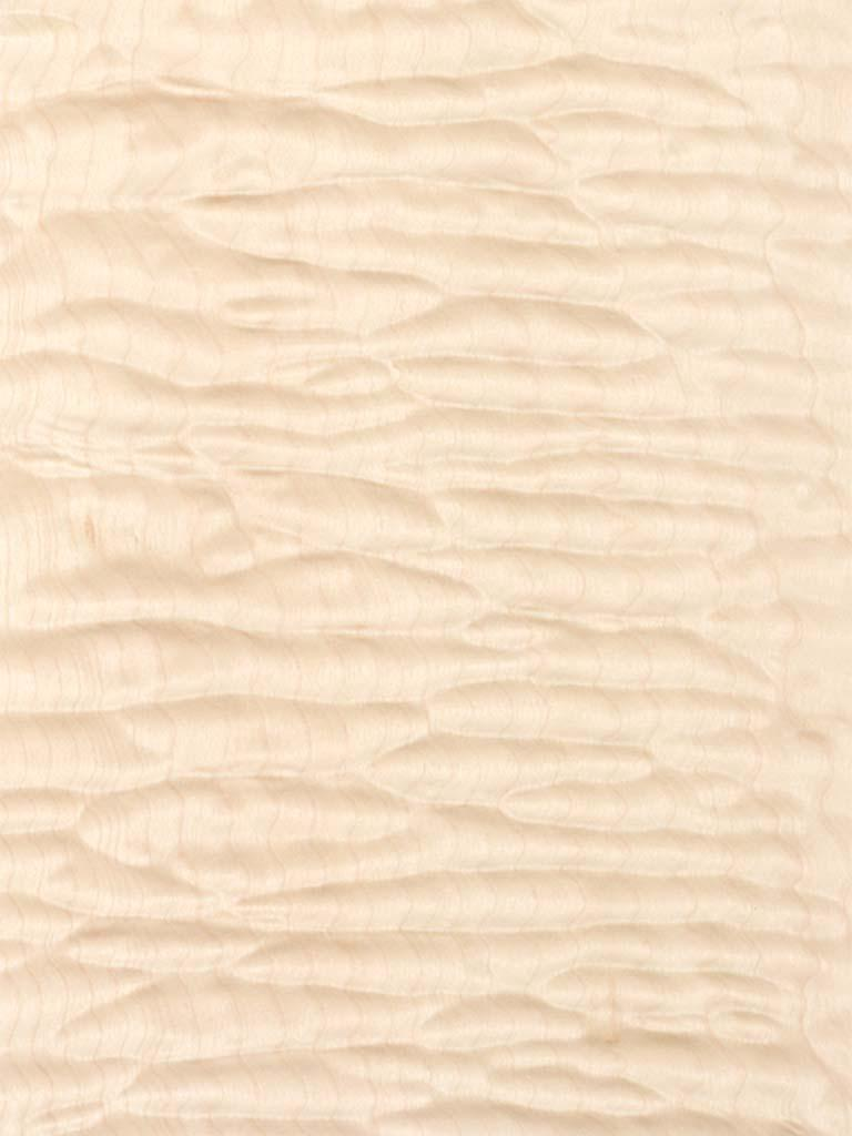 Quilted Maple Veneer