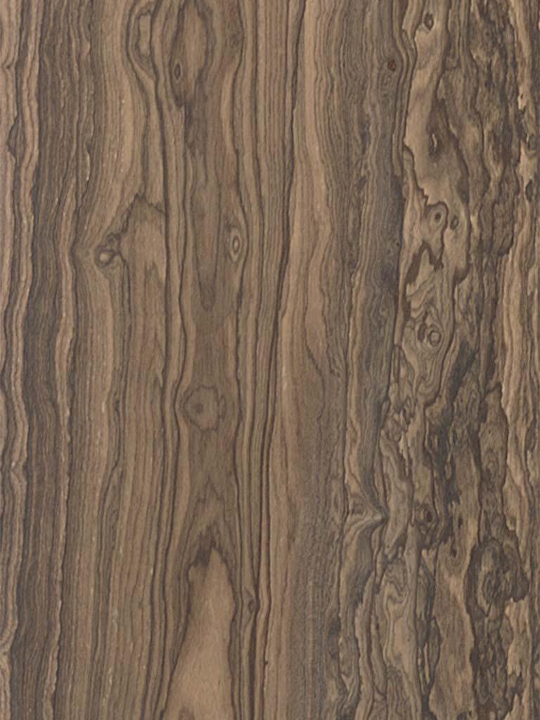 Ziricote Flat Cut Wood Veneer