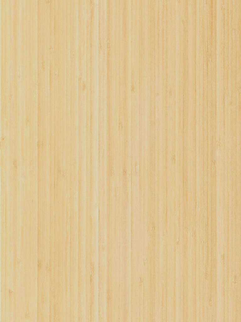 Light Color Narrow Stripe Bamboo Veneer