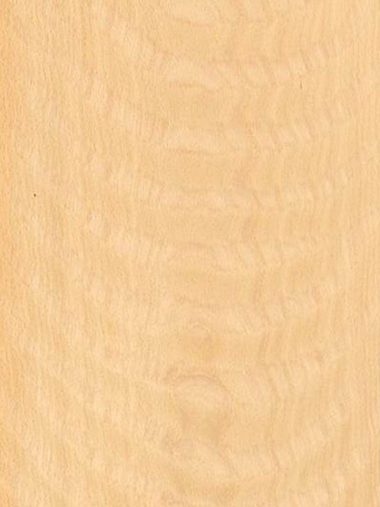 Flat Cut Figured Fishbone Beech Wood Veneer