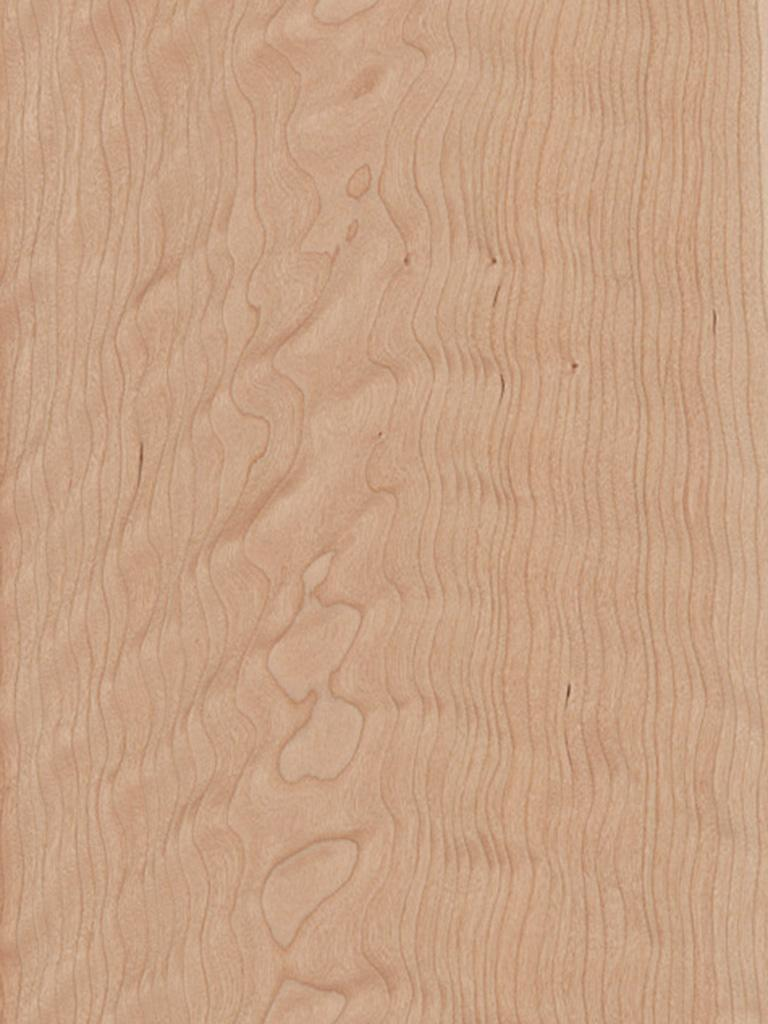 Flat Cut American Black Cherry Ropey Figured Veneer