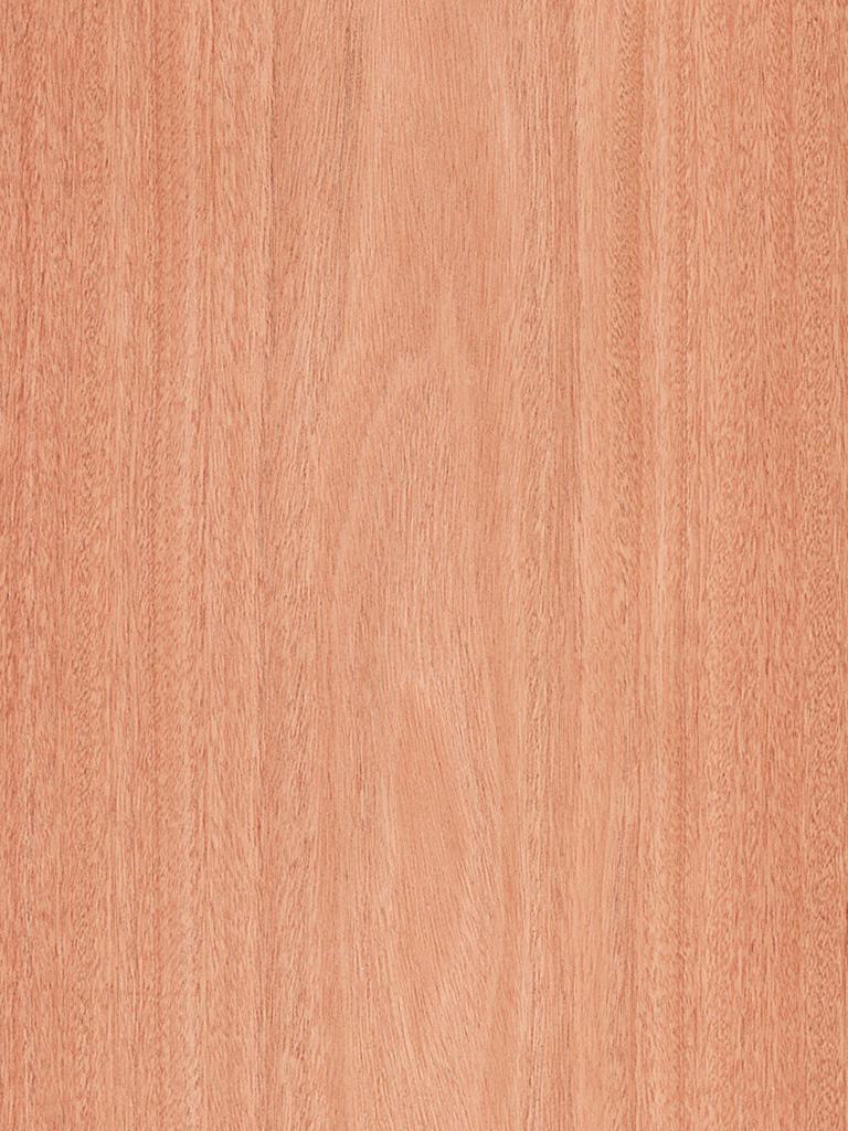 Flat Cut African Mahogany Wood Veneer