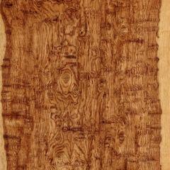 Rosewood Madagascar Flat Cut