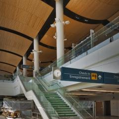 Winnipeg International Airport Maple Anegre